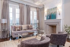 Living Room Staging Lawrence Park Luxury 37m Vacant Home Staged Sold In 2 Weeks