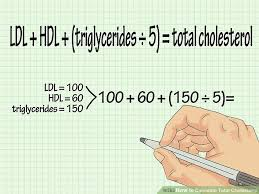 Lipid Profile Range Chart How To Calculate Total Cholesterol 9 Easy Tips To Interpret