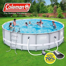 above ground pool walmart. Plain Above Exterior Endearing Blue Round Hard Plastic Swimming Pools Walmart For Kids  On Wooden Deck Tile Enjoyable Outdoor Pool Idea Above Ground