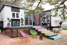 Small Picture 380 Sq Ft Tiny Home in Austin Texas