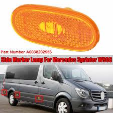 Mercedes Sprinter Side Light Bulb New Car Light Side Marker Lamp Turn Signal For Mercedes For