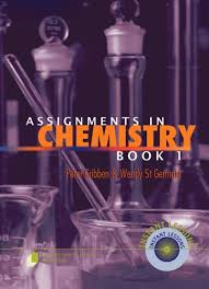 assignments in chemistry book