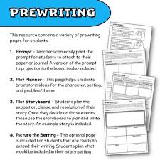 Story Development Chart Plot Development Snowman Narrative Writing Unit Storyboard Anchor Chart