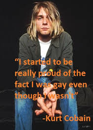 Kurt Cobain Quotes Unique Kurt Cobain Quote By WillowOsbourne On DeviantArt