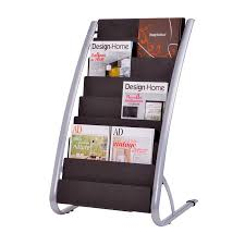 Free Standing Literature Display Amazing Retail Literature Display Rack Discount Displays