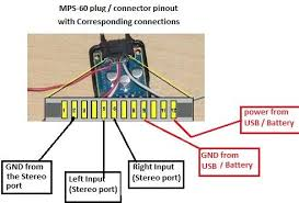 sony heahone jack wiring automotive wiring diagrams how to mod sony ericsson speakers to work an ipod 4 steps