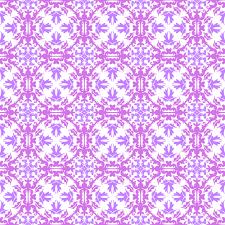 Bloemenpatroon Behang Barok Damast Naadloze Vector Achtergrond