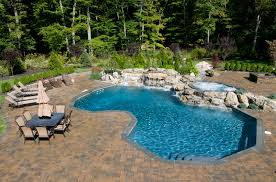 custom swimming pool designs. Custom Swimming Pool Designs Inspiring Nifty Everclear Pools Spas In Nj Awesome
