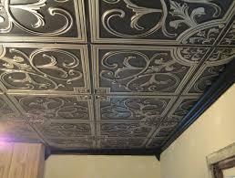 Cheap Ceiling Ideas Cheap Ceiling Tiles For Basement How To Soundproof A Basement