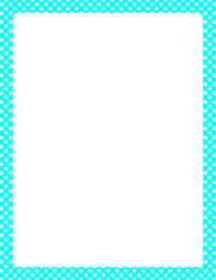 Small Picture Printable purple and white polka dot border Free GIF JPG PDF