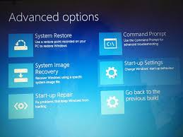Advanced Options Windows 10 How To Boot Into Windows 10 Safe Mode