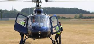 bournemouth helicopter sightseeing tour 1