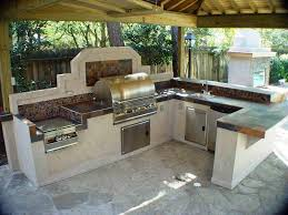 Outside Kitchens Better Design Outdoor Kitchens Ideas Kitchen Bath Ideas