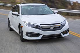 2016 Honda Civic Touring 1.5T Sedan Second Drive Review