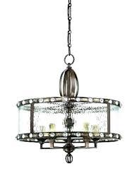 chandelier metal frame modern decorative fabric lamp shades replica