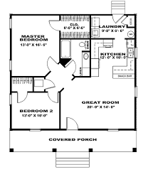 simple one story 2 bedroom house plans luxury 1 bedroom cottage house plans homes floor plans