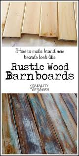 diy tutorial antiquing wood.  Tutorial SUPER SIMPLE Technique For Making Brand New Wood Look Like Old Barn Boards To Diy Tutorial Antiquing Wood Pinterest