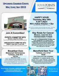 Calendar June July 2015 Fpcc May June July 2015 Event Calendar West Austin Chamber Of Commerce