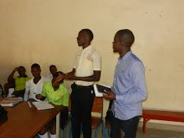 activities peer education kabarole our partner from reproductive health uganda shared the youth about personal hygiene and std s many questions were asked and answers provided