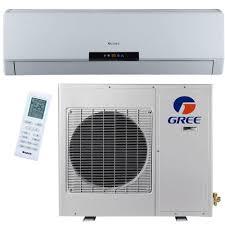 Heating And Air Units For Sale Gree Premium Efficiency 12000 Btu 1 Ton Ductless Mini Split Air