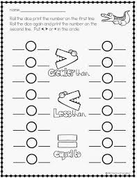 Greater Than, Less Than, Equal To FREEBIE | Math for Second Grade ...
