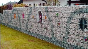 Unique Decorative Gabion Wall Design Ideas | Gabion Retaining Wall