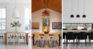 Kitchen lighting over table Drum Lighting Design Idea Different Style Ideas For Lighting Above Your Dining Table Contemporist Learnncodeco Lighting Design Idea Different Style Ideas For Lighting Above