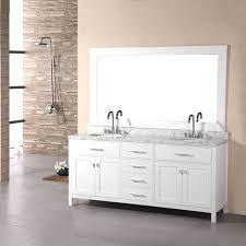 two sink vanity. Two Sink Bathroom Vanity Design Element Inch Marble White Double Ikea . N