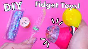 DIY Fidget toy! Viral TikTok fidget ...