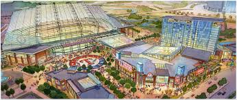 Rangers New Ballpark Design Proposed 1 Billion New Rangers Stadium Approved By