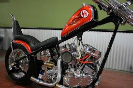 custom motorcycle parts and chopper accessories by