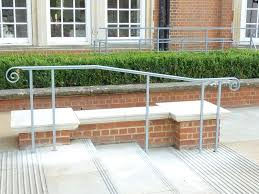 Wrought Iron Handrails Outdoor Handrails In Wrought Iron And Steel Topp And Co