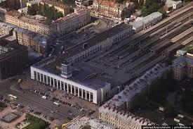 Финляндский вокзал Скачать фото Скачать картинку Фотографии  Санкт Петербург Финляндский вокзал Фото Картинка