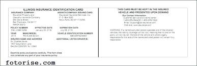 Fake Car Title Templates Prettier Photograph Of Car Insurance Templates Free Download