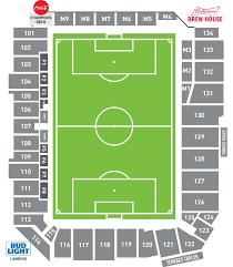 Sporting Kc Seating Chart 2020 Season Tickets Sporting Kansas City