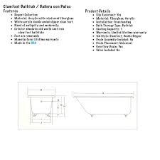 bathtub material bath therapy type bathtub bathtub material guide bathtub material