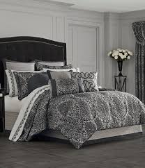 j queen new york raffaella damask comforter set