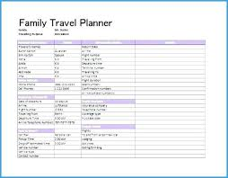 Free Trip Itinerary Planner Free Travel Itinerary Planner Template Pretty 8 Plan Road