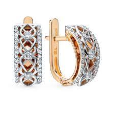 Cерьги с <b>бриллиантами</b> — купить недорого в интернет-магазине ...