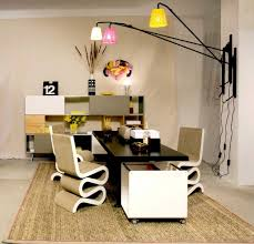 latest trendy corporate office design model. Brilliant Model Modern Home Office Chairs Ergonomic In Unique Shapes With Colorful  Mounted Lamps On Beige Wall Latest Trendy Corporate Design Model H