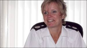Judith Gillespie is the most high ranking female ever in the PSNI - _45884232_gillespie