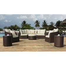 Furniture fortable White And Dark Walmart Patio Furniture