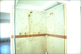 shower walls materials wall material 3 piece bathtub surround kit best for ideas sta