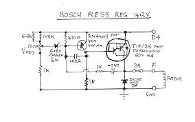 internally regulated alternator wiring diagram complete wiring Alternator External Regulator at Internally Regulated Alternator Wiring Diagram