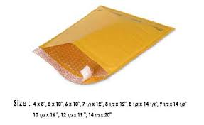 small bubble mailers. Padded Bubble Mailer Envelope #000 Size For Audio Cassettes And Other Small Items Mailers G