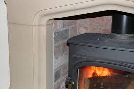 stone fire surround drawing stone fireplace