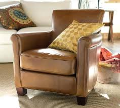 chestnut leather chair chestnut brown leather recliner chair