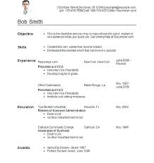 Latest Resume Style Latest Format For Resume Style Resume Latest ...