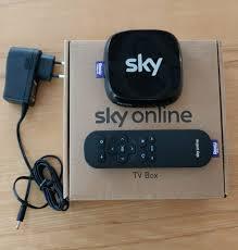 Sky Online TV Box von Roku für die Benutzung von Sky Tickets in Hessen -  Hainburg | Weitere TV & Video Artikel gebraucht kaufen