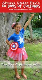 we had so much fun with our 30 days of costumes that we couldn t resist giving you just one more captain america inspired costume tutorial